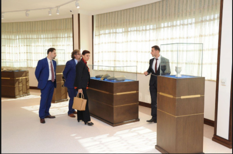 FIDE Vice President Gülkiz Tulay is in Nakhchivan 4