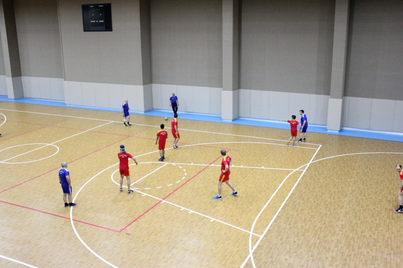 Chess players competed for the futsal championship 3