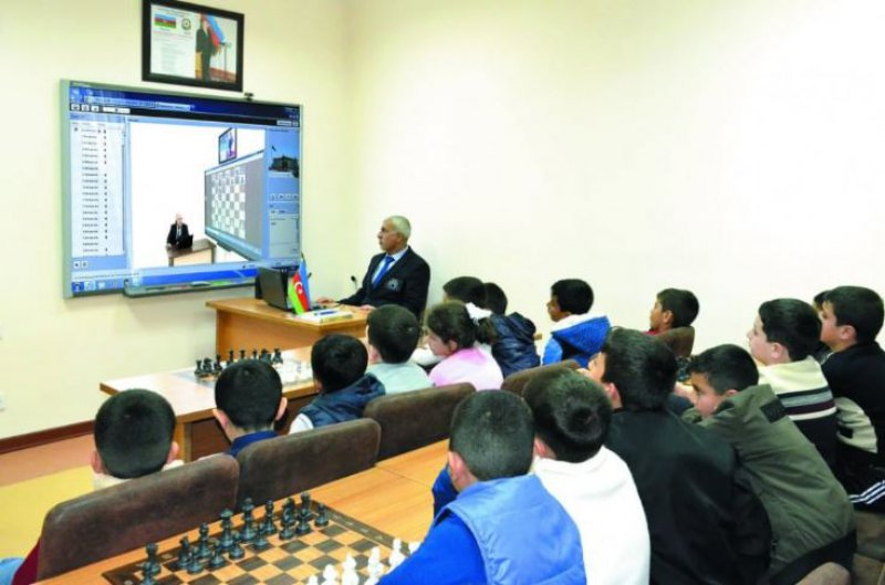 Nakchivani chess: Today 4
