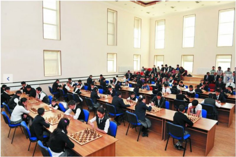 Nakchivani chess: Today 5
