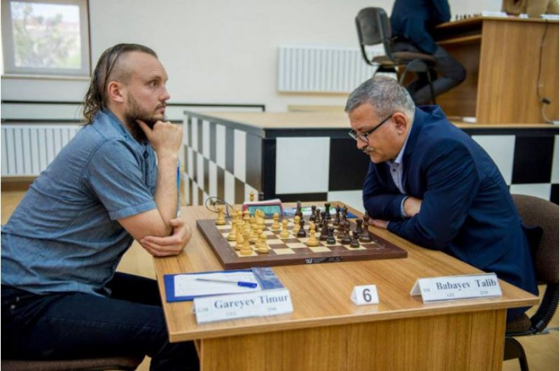Nakchivani chess: Today 7
