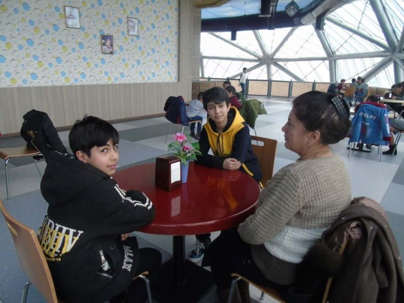 A meeting of NAR Chess players who qualified for the Azerbaijan Championship was held 3