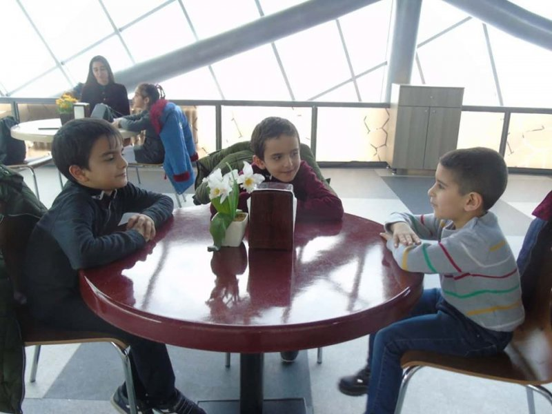 A meeting of NAR Chess players who qualified for the Azerbaijan Championship was held 4