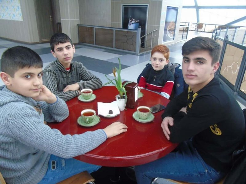 A meeting of NAR Chess players who qualified for the Azerbaijan Championship was held 5